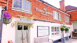 The Three Crowns Inn Wisbourgh Green West Sussex