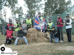 Bad Sheep - Latina Paintball