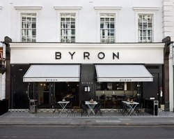 Byron Old Brompton Road