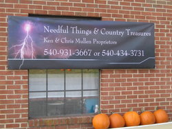 Needful Things and Country Treasures