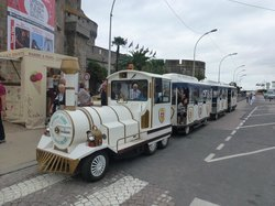Le Petit Train de Saint-Malo