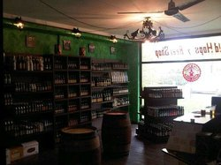 Wild Hops Beer Shop