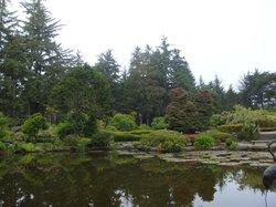 Shore Acres Garden Pond