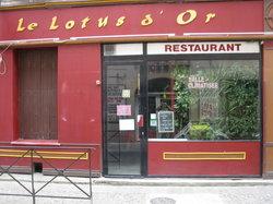 Le Lotus D'Or