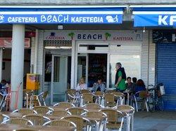 Cafetaria Beach Kafetagia