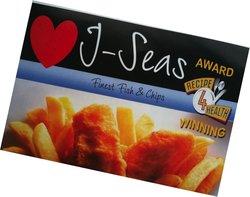 J Seas Finest Fish & Chips