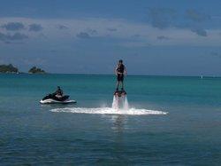 Coconut Rockets Bermuda Flyboard