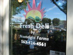‪Fresh Deli By Nostalgia Farms‬
