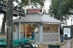 Falafel & Kebab Stationen