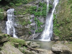 Tamaraw Waterfalls