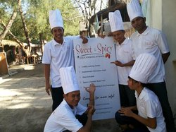 Sweet & Spicy Gili Cooking School