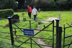 Caldragh cemetery