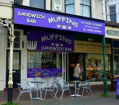 Muffins Sandwich Bar