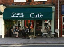 Colonel Mustards Cafe