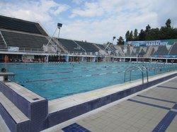 Plavecky stadion Podoli