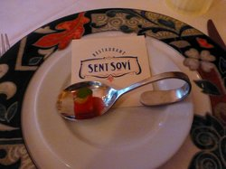 Restaurant Sent Sovi
