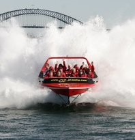 ‪Oz Jet Boating Sydney Harbour‬