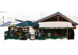 Cabane De L'Aigle