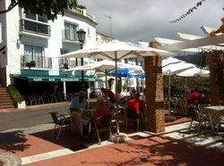 Cafeteria Balcon de Maro