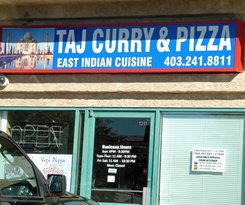 Taj Curry and Pizza