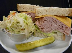 Nathan Detroit's Sandwich Pad