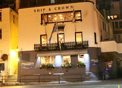 Ship & Crown