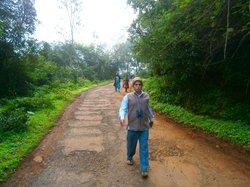 NATURE TRAILS AT BAMNOLI - BIRD WATCHING