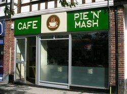 Cafe Pie n Mash