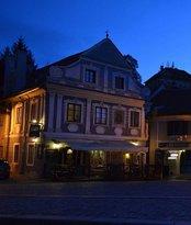 Restaurant bar U Bejka