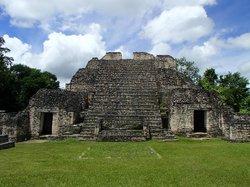 Rovine Maya di Caracol