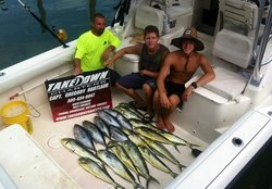 Takedown Charters