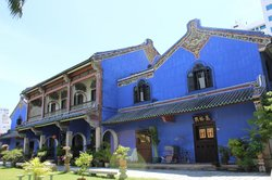 Cheong Fatt Tze - The Blue Mansion