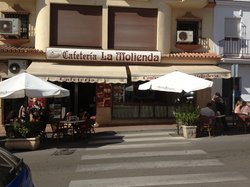 Cafeteria la molienda ronda