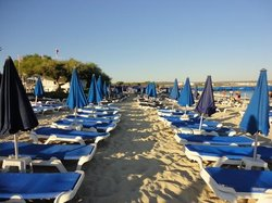 Macronissos Beach Club