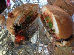 Mama's Hot Italian Sandwiches