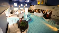 Alton Towers Spa