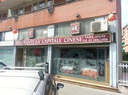 La capitale cinese