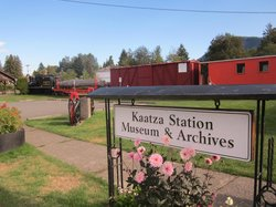 Kaatza station museum and archives