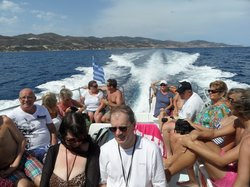 captain spiros speed boat great day out