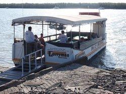 The Ferryman River Cruises