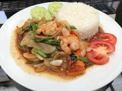 Su Thai Grill Imbiss