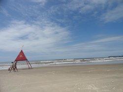 Praia Atlântida