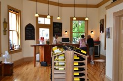 Ox-Eye Vineyards Tasting Room