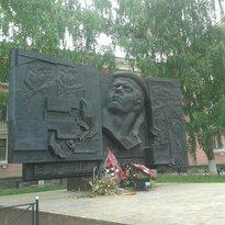 Мемориал Е. А. Никонову