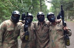 Delta Force Paintball Wakefield
