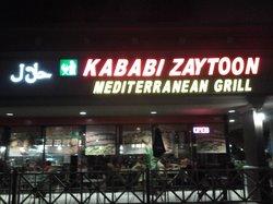 Kababi Zaytoon Mediterranean Grill