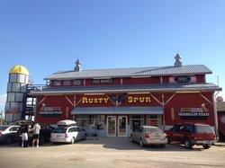 Rusty Spur