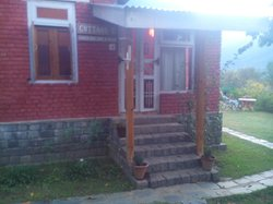 our cottage where we stayed