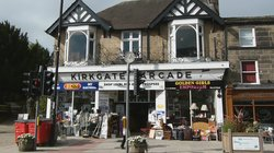 Kirkgate Arcade Shopping Centre