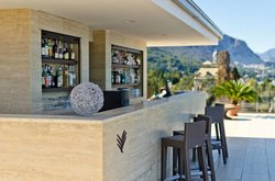 Sky Bar presso Hotel La Palma